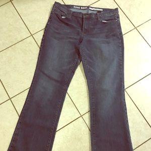 DKNY Jeans Soho Boot